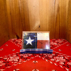 Texas Flag Playing Cards