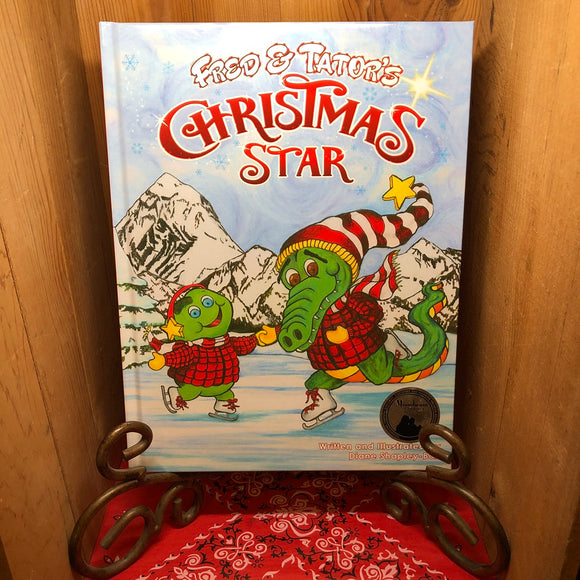 Fred & Tator's Christmas Star Book