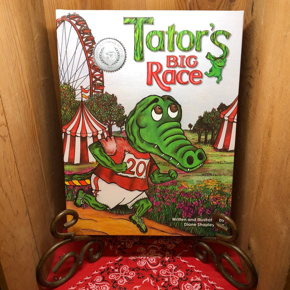 Tator's Big Race Book