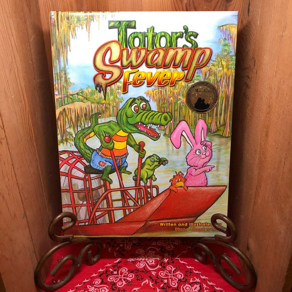Tator's Swamp Fever Book