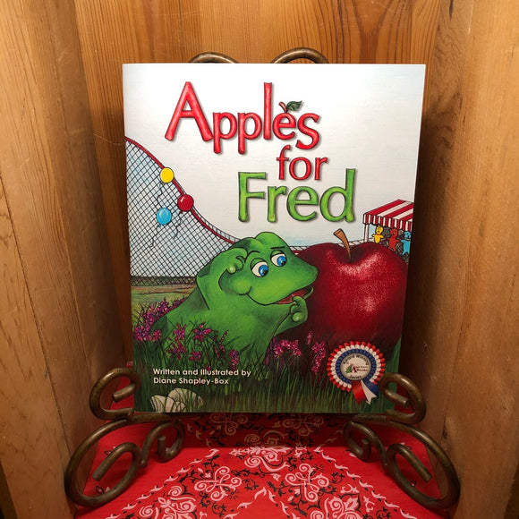 Apples for Fred Softcover Book