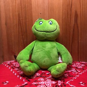 Fred the Frog Plush Animal