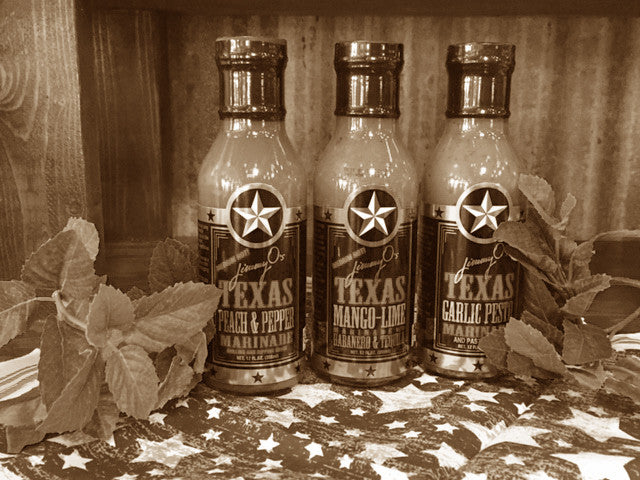 Texas Marinades