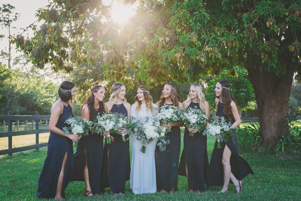 Tara Koenke Photography | Brides & Bridesmaids | Wedding Bouquets