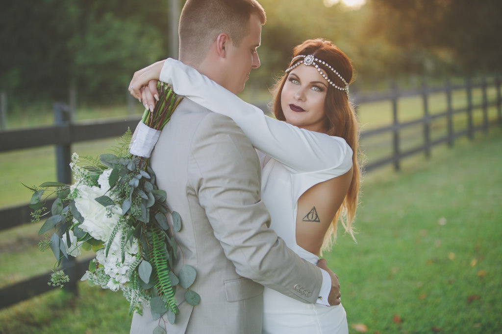 Tara Koenke Photography | Bride & Groom