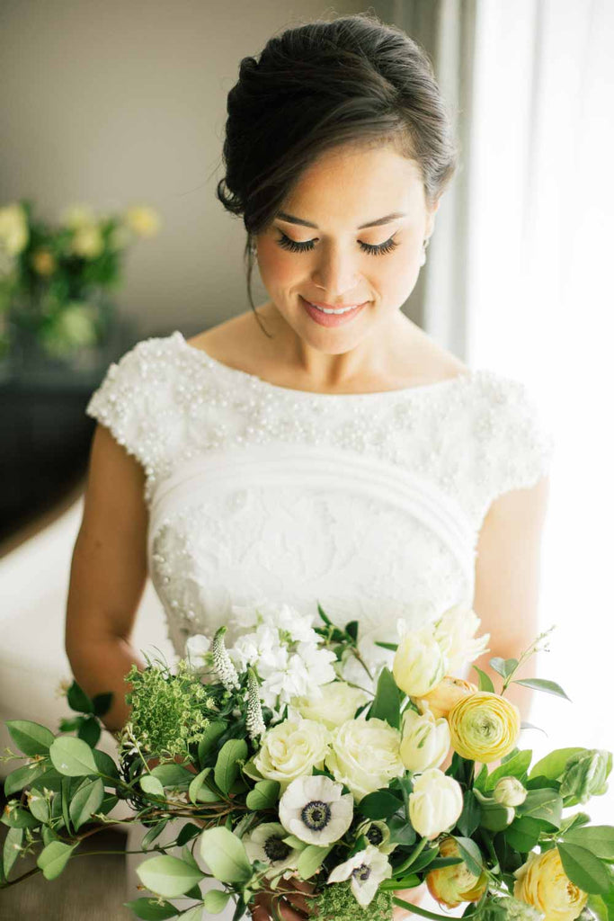Wedding Flowers | Bridal Bouquet | White
