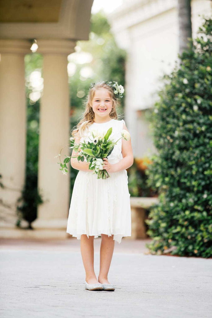 Wedding Flowers | Flower Girl