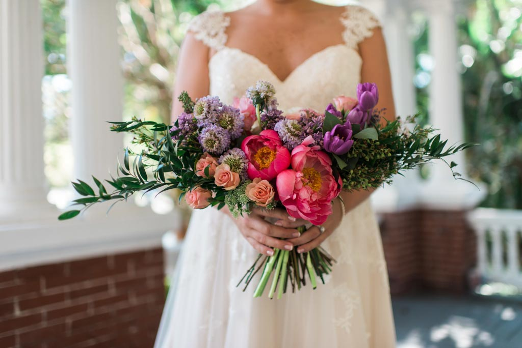 Wedding Flowers | Bridal Bouquet | Burroughs Home & Gardens