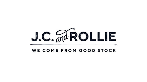 J. C. and Rollie Logo