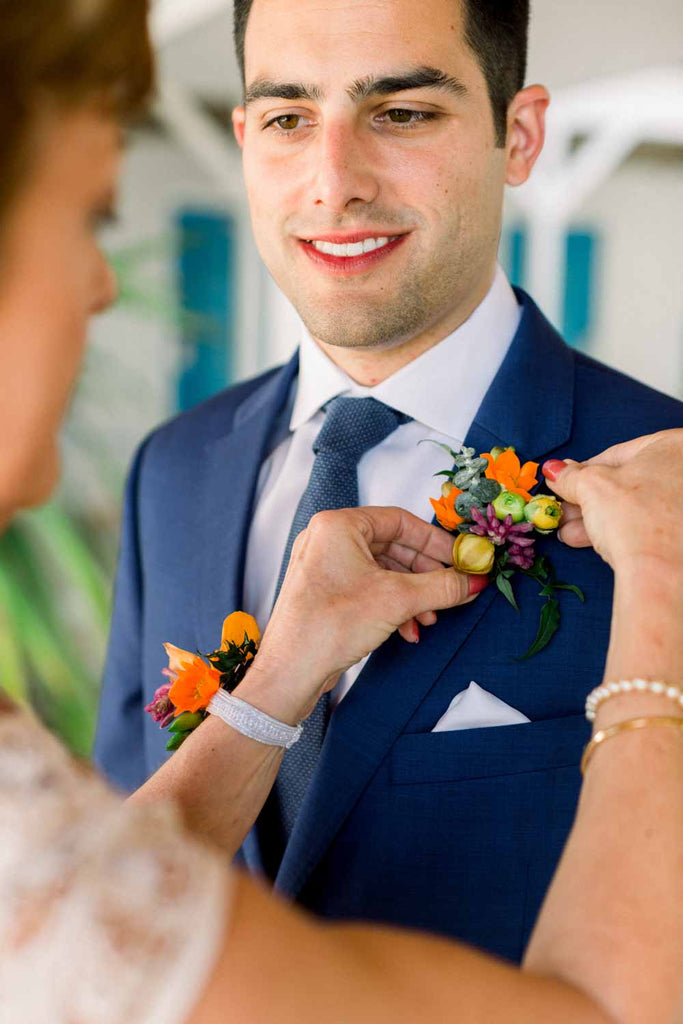 Wedding | Boutonniere