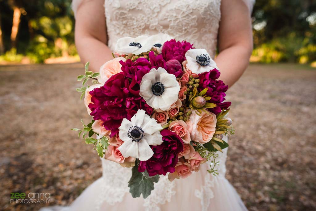Wedding Flowers | Bridal Bouquet | The Rustic Barn At Buckingham Farms
