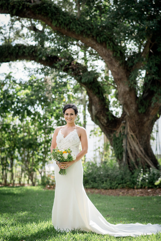 Wedding Flowers | Bride | Burroughs Home & Gardens