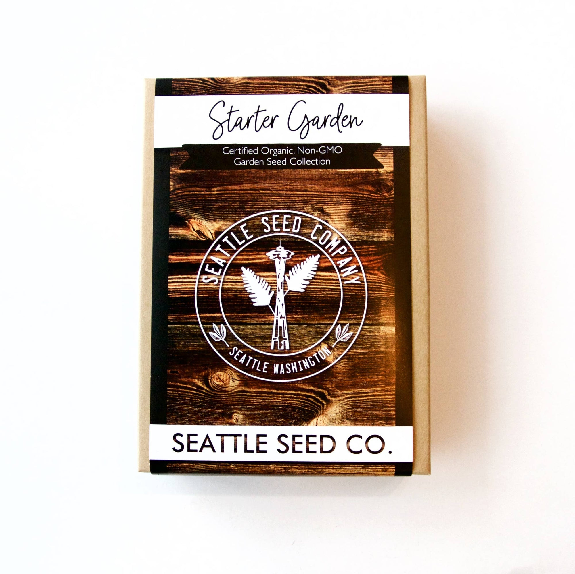 Organic Seed Collection | Starter Garden