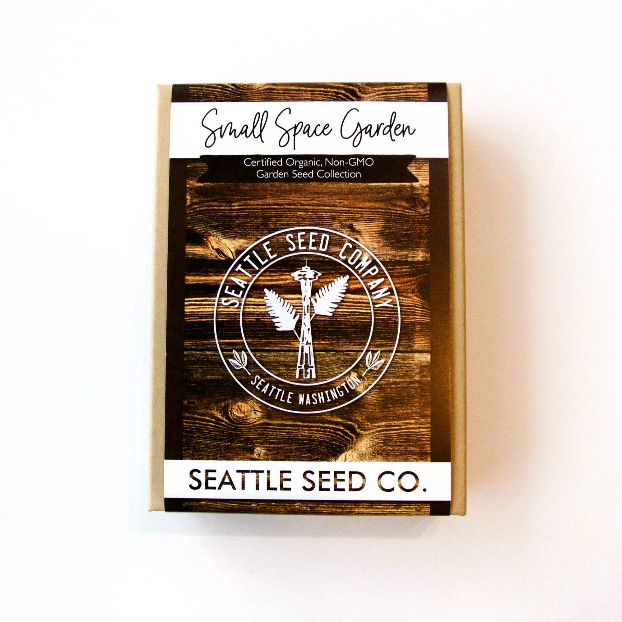 Organic Seed Collection | Small Space Garden