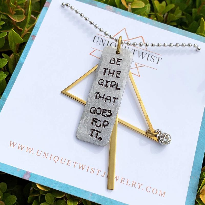Necklace | Be That Girl