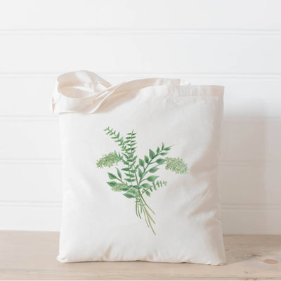 Tote Bag | Eucalyptus Bunch Watercolor