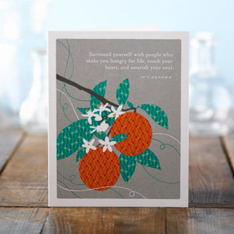 Jardin Flowers | Greeting Cards - Love & Friendship