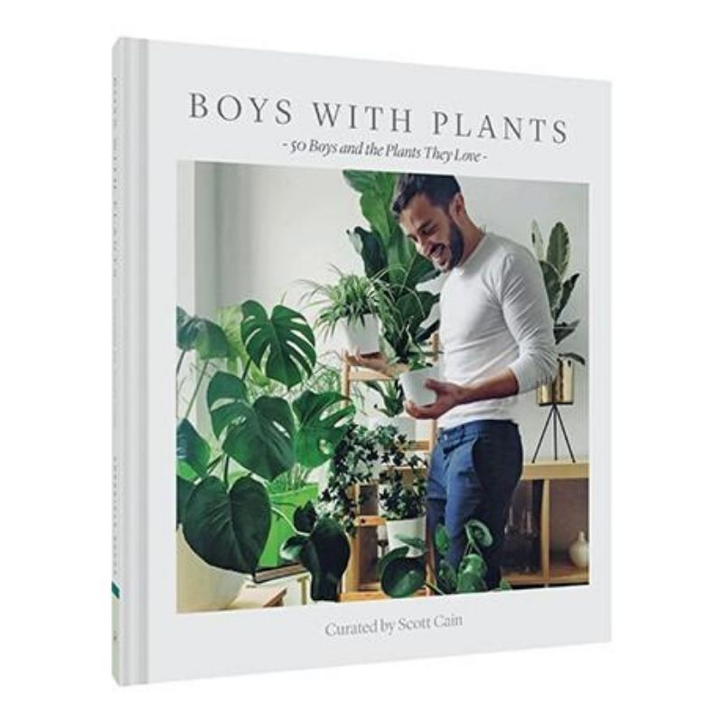 50 Boys with Plants