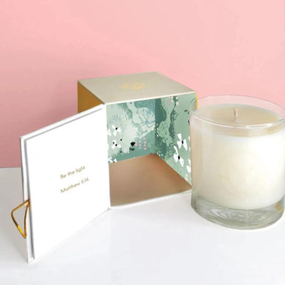Candle | Camellia and Lotus