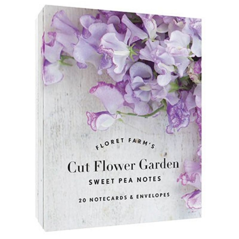 Sweet Pea Notes | Floret Farm's Cut Flower Garden