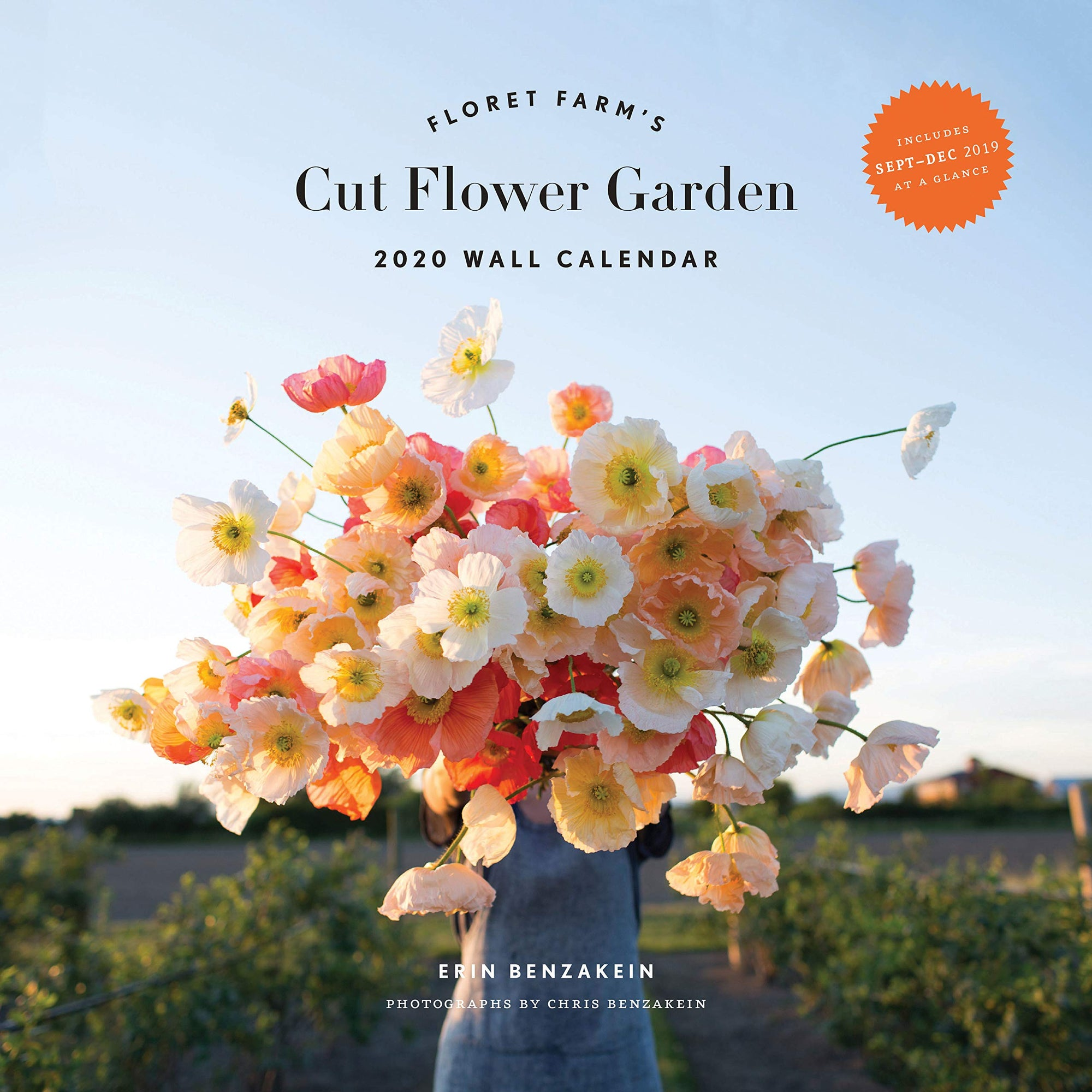 2020 Wall Calendar | Floret Farm's Cut Flower Garden