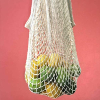 French Market Cotton String Bag