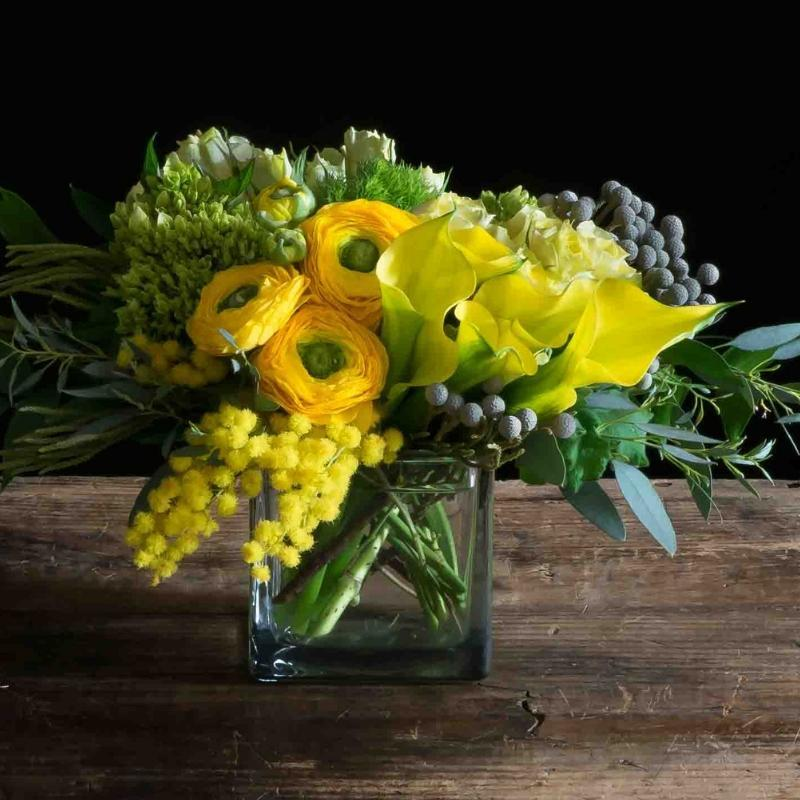 Florist Naples FL | Flower Delivery - Limoncello