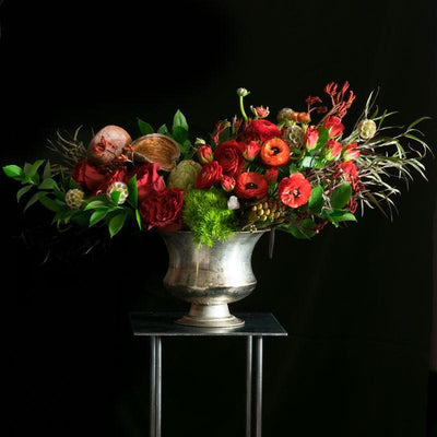 Florist Naples FL | Flower Delivery - Bold Red