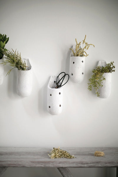 Native Planter With Holes