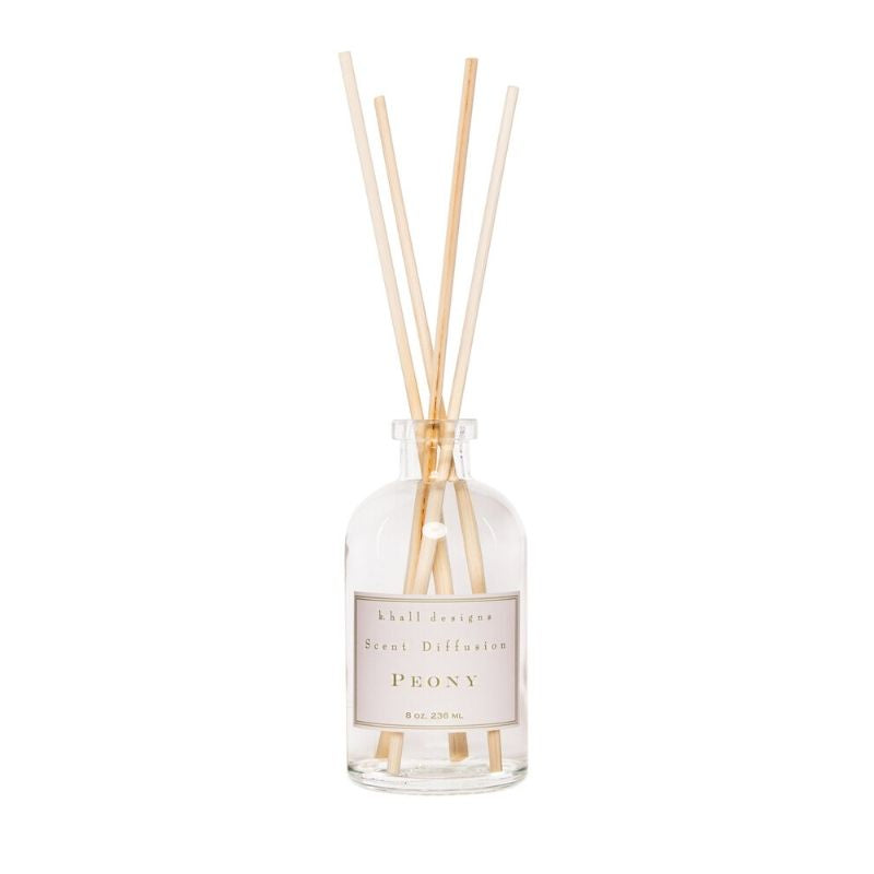 Scent Diffuser Kit | Peony