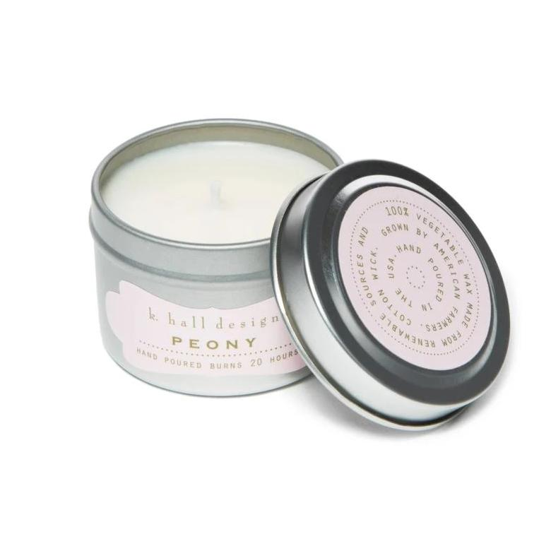 TRAVEL CANDLE | PEONY