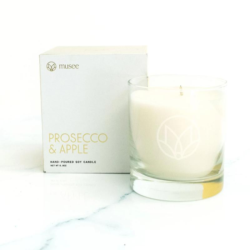 Candle | Prosecco and Apple