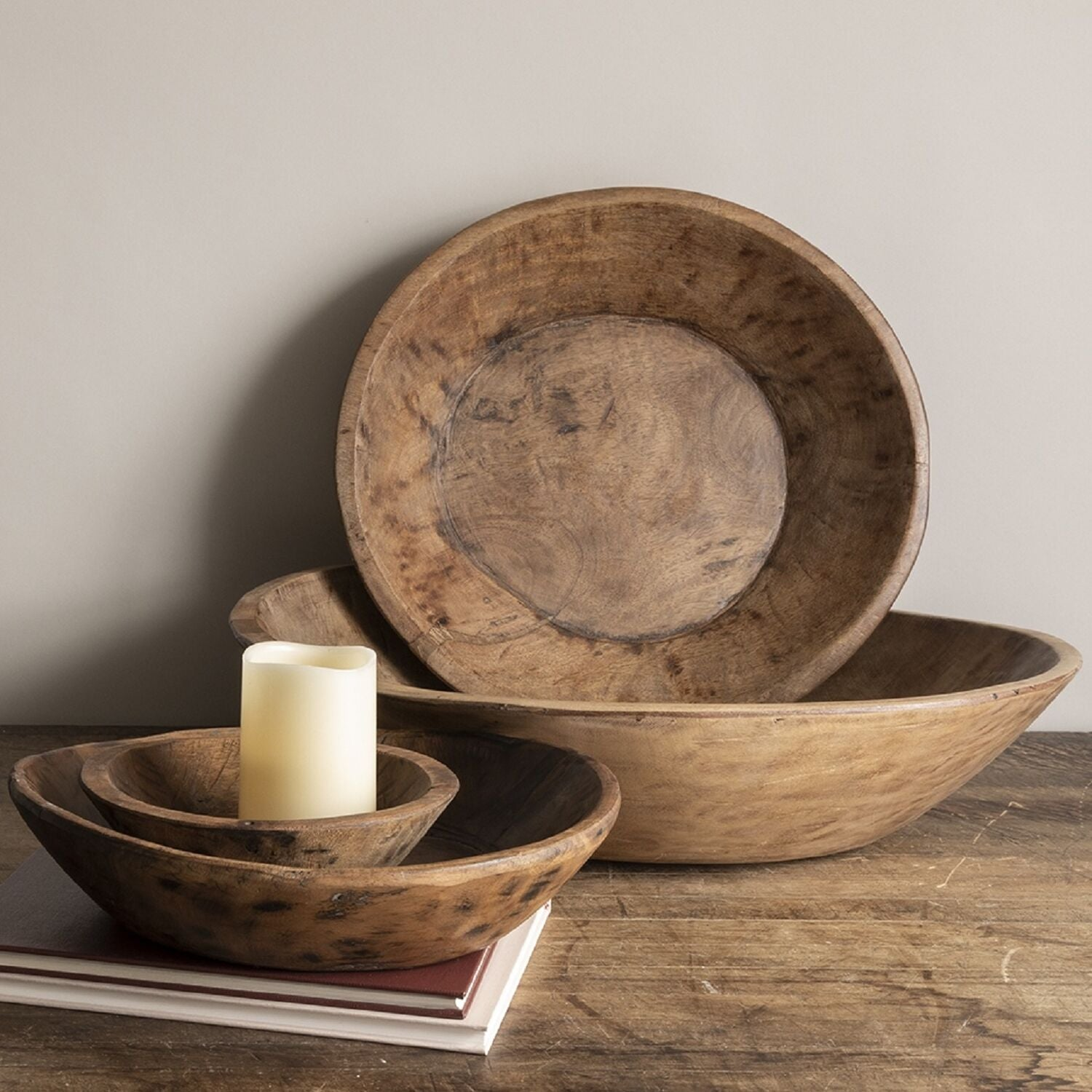 Dough Bowl | Natural Small