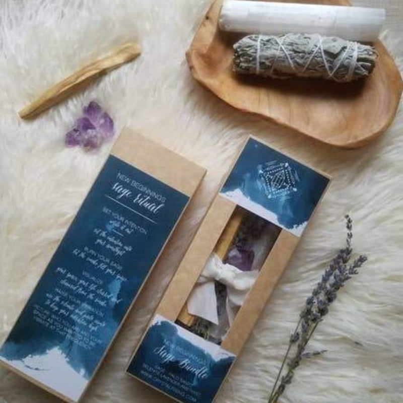 Sage Bundle Gift Set | New Beginnings
