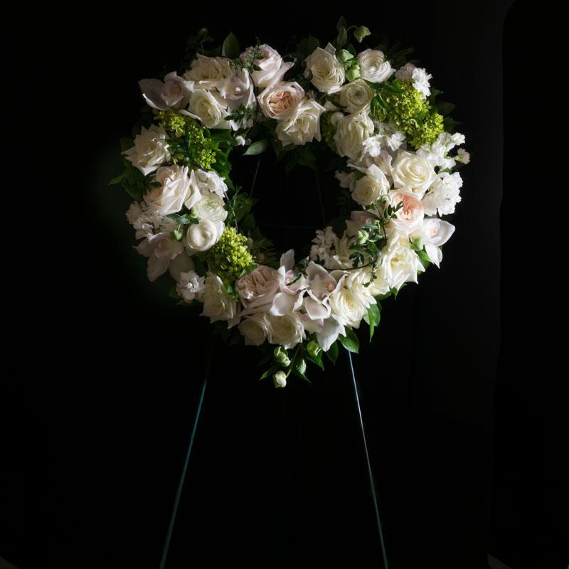Funeral | Sympathy Flowers - Open Heart