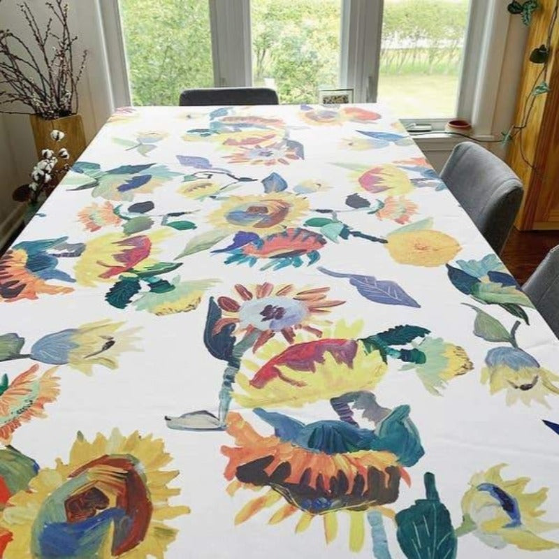 Tablecloth | Sunflower