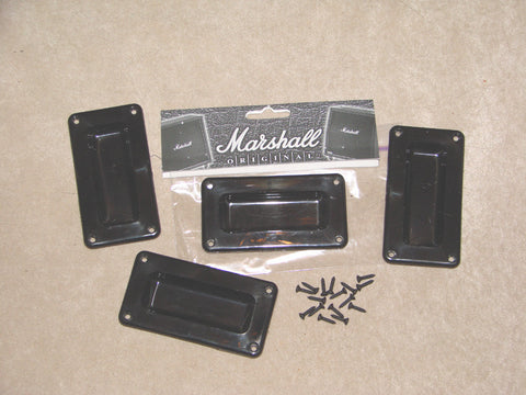 Marshall  caster cups set of four