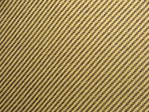 Vintage Fender woven cloth tweed amp covering