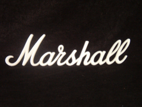 Marshall White logos, three sizes