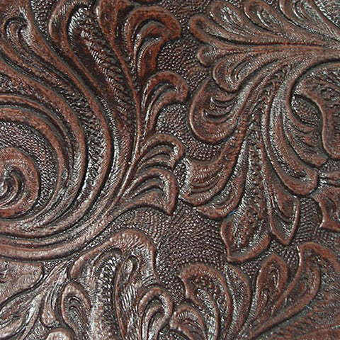 Brown Western tolex vinyl amp covering