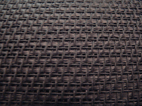 Marshall Black weave grill cloth