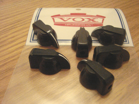 Vox amplifier knobs