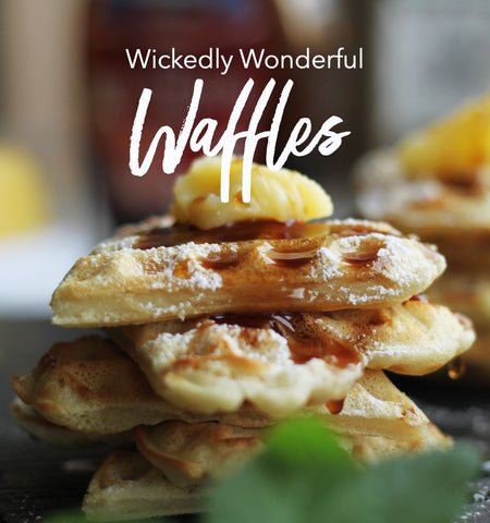 best ever waffle recipe