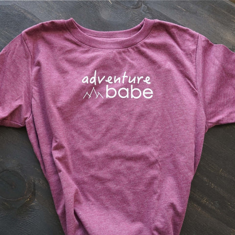 Adventure Babe TODDLER Tee