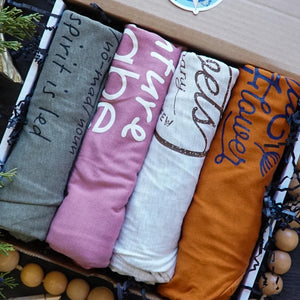 Traveler's Trunk T-shirt Collection