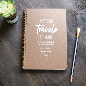 Wanderer's Journal | Travel Notebook