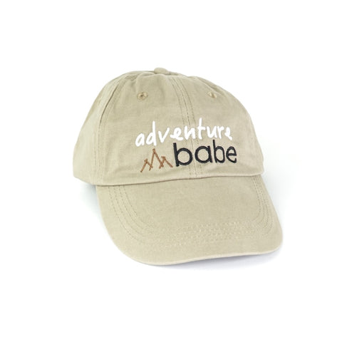 Adventure Babe Cap