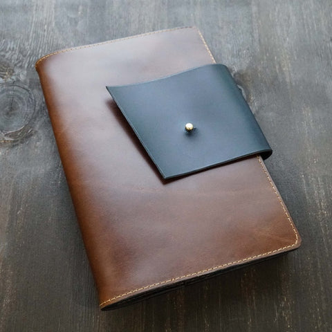 Leather Journal Cover