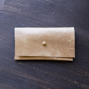 Leather Micro Wallet