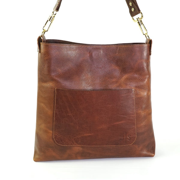 Modern Handcrafted Leather Handbag | Medium
